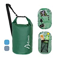 Artemis - 15L Floating Waterproof Dry Bag with Large Internal Pockets and Key Clip...