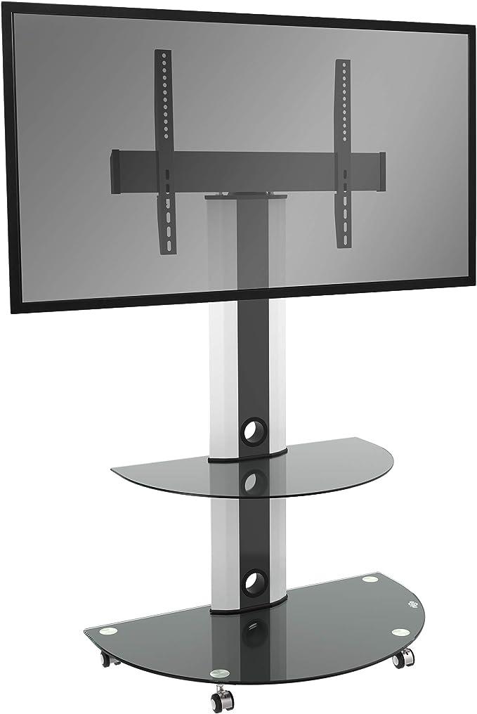 Ricoo Tv Ständer Rollbar Fernseher Halterung Schwenkbar Elektronik