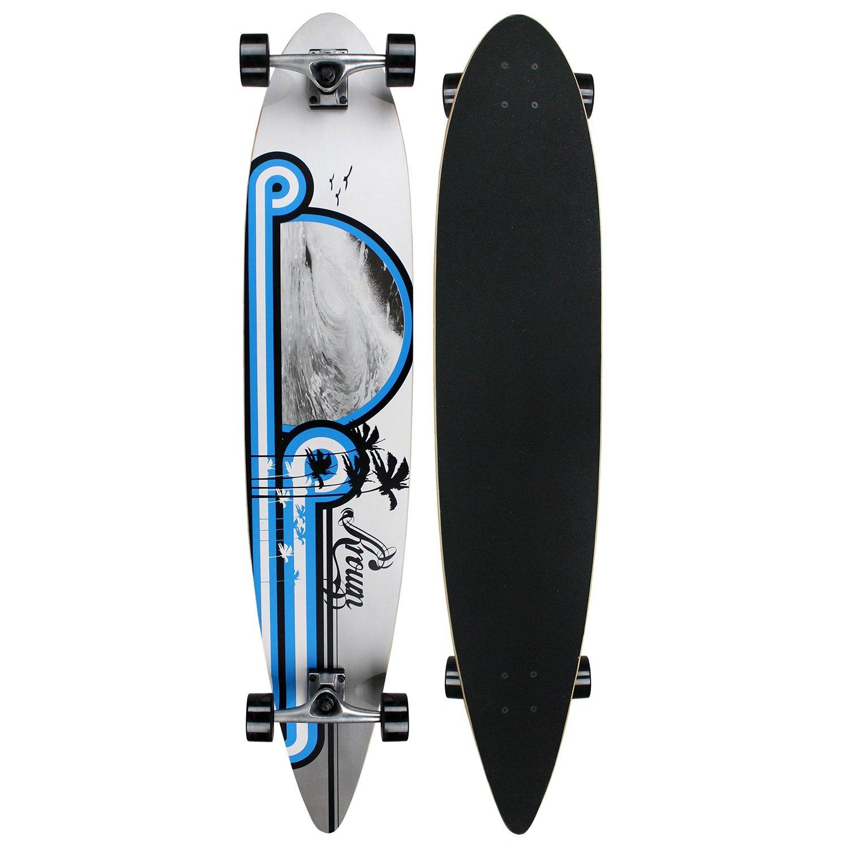Krown Disco Wave City Surf Longboard Skateboard