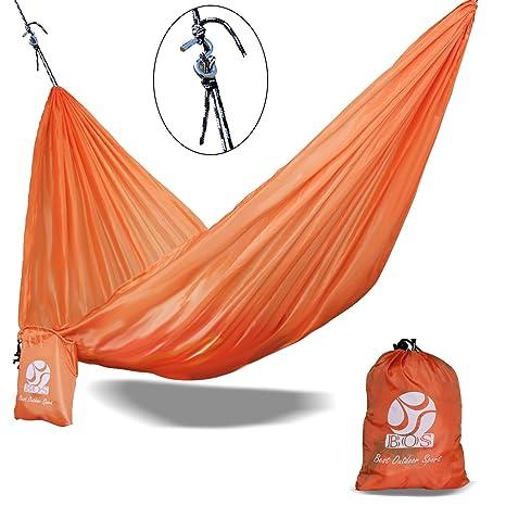Best Parachute Double Hammock For Backpacking Beach Travel Double Camping Hammock Nylon Portable Hammock Yard. Camping