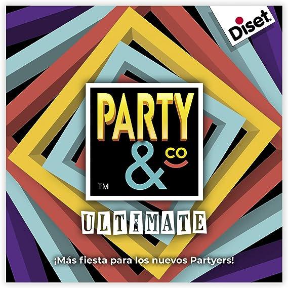 Party & Co- 10084 Ultimate, Multicolor (Diset: Amazon.es: Juguetes ...