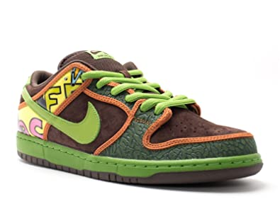 low priced e38d9 1af91 Nike DUNK LOW PRM DLS SB QS 'DE LA SOUL' - 789841-332 - SIZE ...