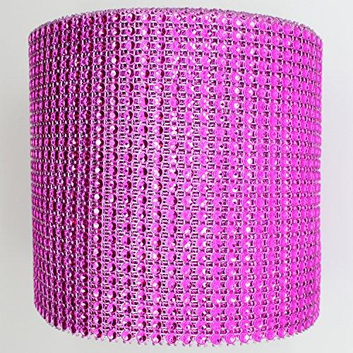 Pink Ribbon Wrap (Blinggasm 5 Yards X 4.75