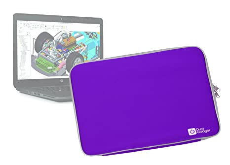 DURAGADGET-Funda impermeable de neopreno para ordenador portátil HP ZBook 15u