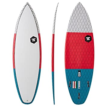 7S Unisex salero carbono Vector tabla de surf, granate