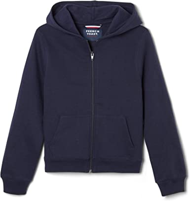 Boys//Girls Windbreaker School Uniform Navy French Toast 16 /& 18