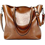 LWK Women Handbags Fashion Handbags for Women Simple PU Leather Shoulder Bags Messenger Tote Bags 285