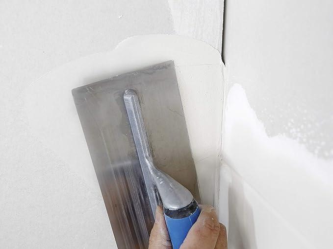 Rigips 5200453846 Vario - Espátula para juntas (5 kg), color gris: Amazon.es: Bricolaje y herramientas