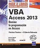 Pack VBA Access 2013. Domine La Programación En Access - 2 Libros