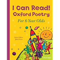 I Can Read! Oxford Poetry for 6 Year Olds