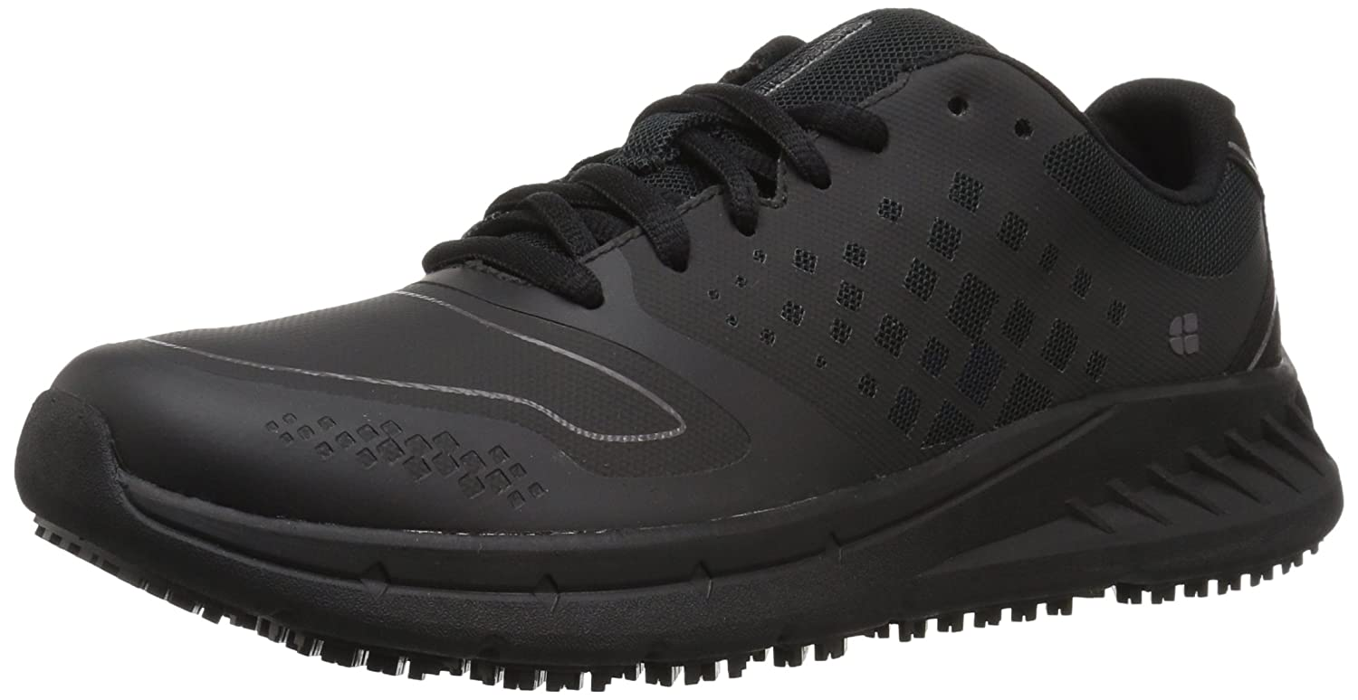 Shoes for Crews Women's Flair Slip Resistant Food Service Work Sneaker