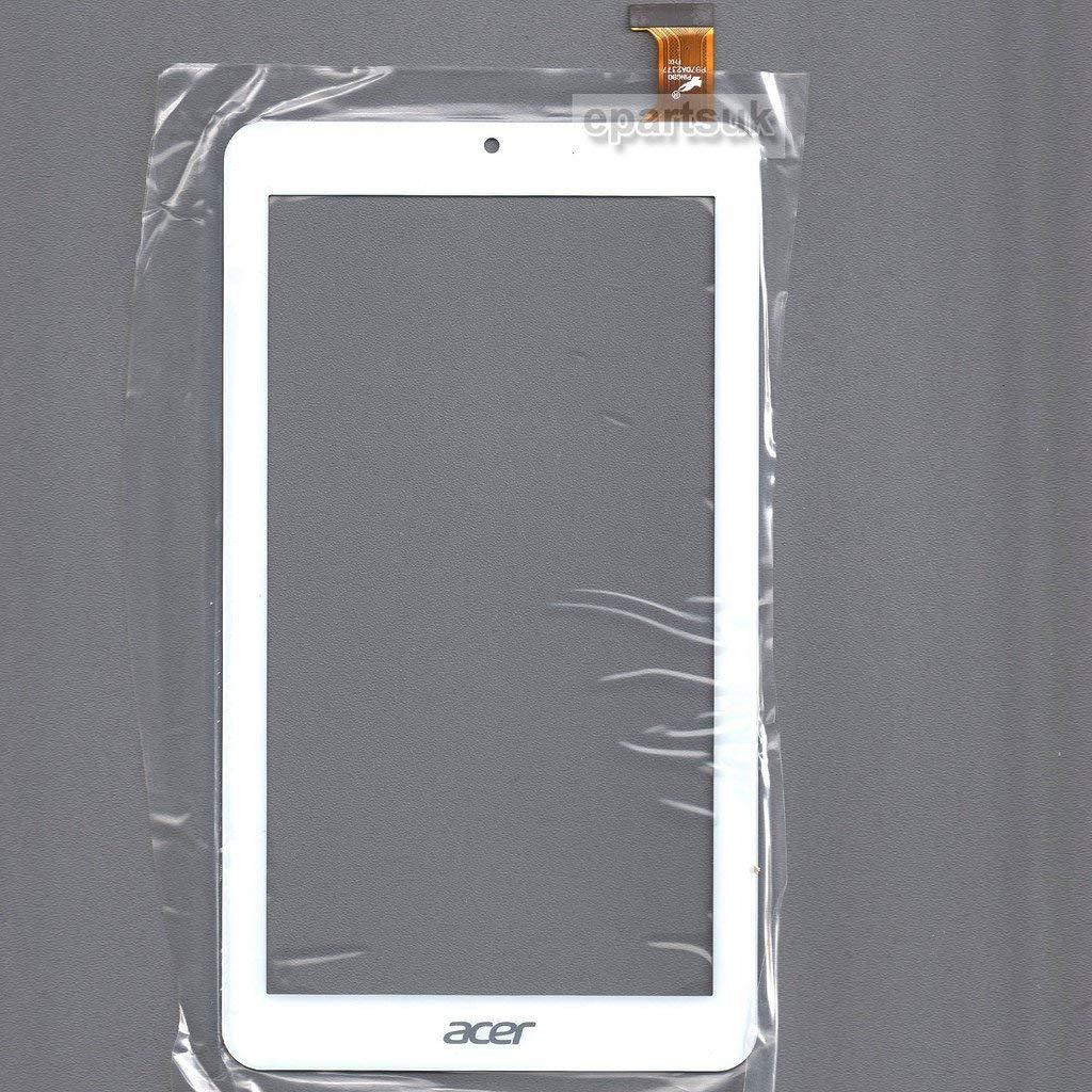 2/de Remplacement 17,8/cm /écran Tactile num/ériseur pour Tablette Acer Iconia One B1 770 770/16/Go DYYSELLS F70/= Acer B1