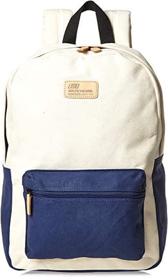 Skechers Unisex Casual Backpack, Beige - S127-39