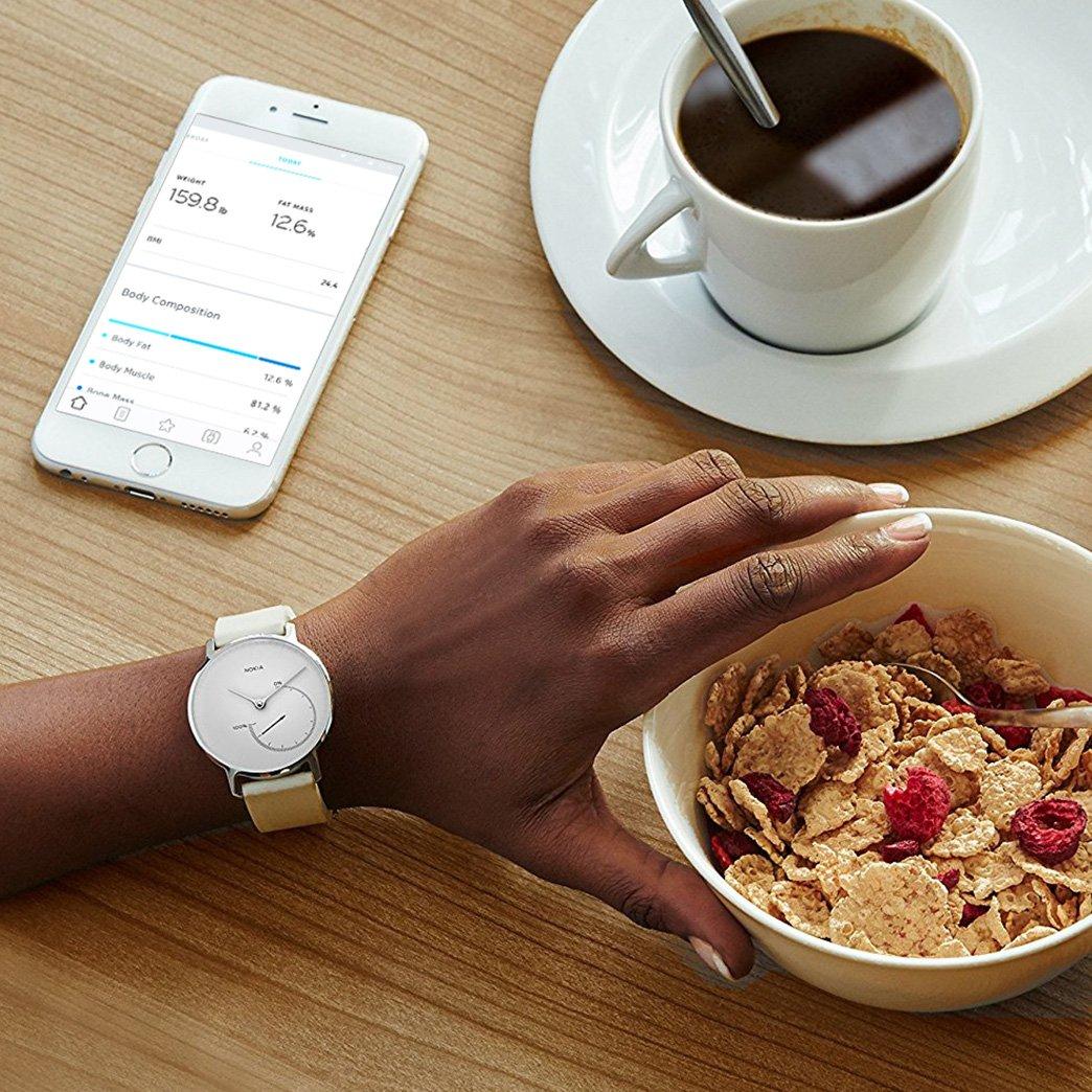 Nokia Body Cardio – Heart Health & Body Composition Wi-Fi Scale, Black by Nokia health (Image #7)