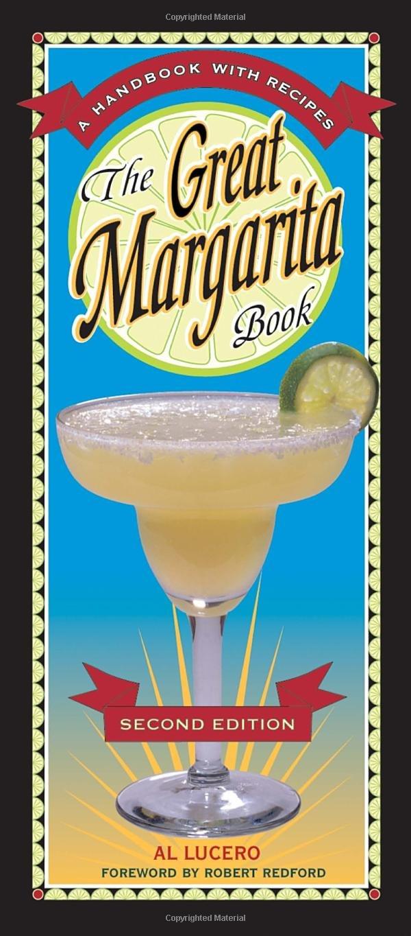 Great Margarita Book Handbook Recipes product image