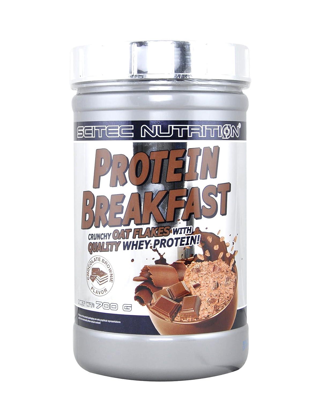 Scitec Proteínas sabor galteta de chocolate (Brownie Choco) - 700 gr: Amazon.es: Salud y cuidado personal