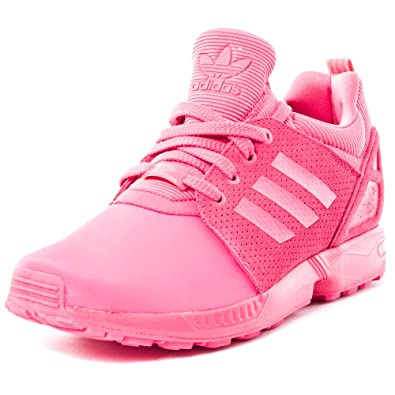 00b4034c2 adidas ZX Flux NPS UPDT Shoes – Women Pink Size  4 UK