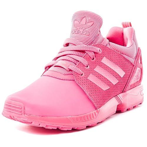 ADIDAS Originals Zx Flux NPS Updt W s78953 Scarpe Sneaker Tempo Libero Rosa