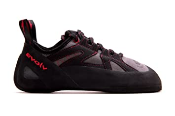 Review Evolv Nighthawk Climbing Shoe