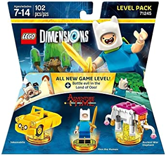 Warner Bros Interactive Spain Lego Dimensions: Adventure Time: Amazon.es: Videojuegos