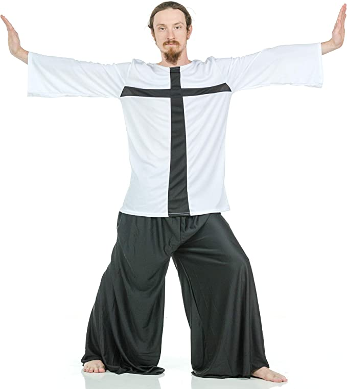 Danzcue Praise Cross Boys Inspired Pullover Dance Top
