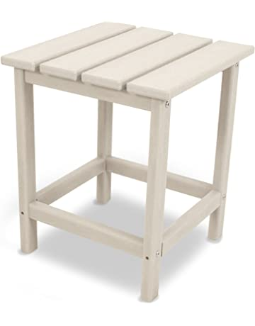 Fabulous Outdoor Side Tables Amazon Com Unemploymentrelief Wooden Chair Designs For Living Room Unemploymentrelieforg