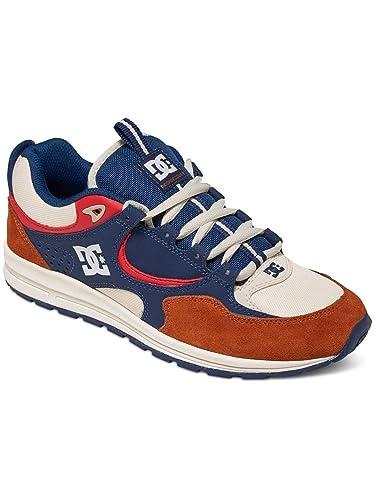 Dc Comics - Dc shoeskalis lite se - zapatillas skate - brown/tan: DC Shoes: Amazon.es: Deportes y aire libre