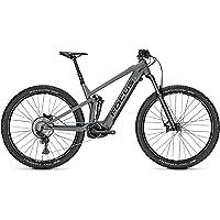 Focus Thron² 6.8 Bosch Fullsuspension - Bicicleta de montaña eléctrica M, 2021, (44 cm), color gris pizarra
