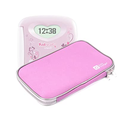 DURAGADGET Pink 10-Inch Carry Case Compatible with VTech Innotab Kids Tablet - A Perfect Accessory for Your Childs: Computers & Accessories