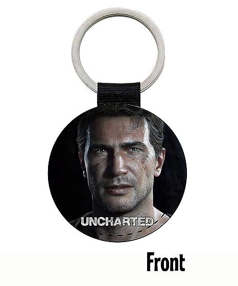 MasTazas Uncharted 4 Nathan Drake Elena Fisher Llavero ...