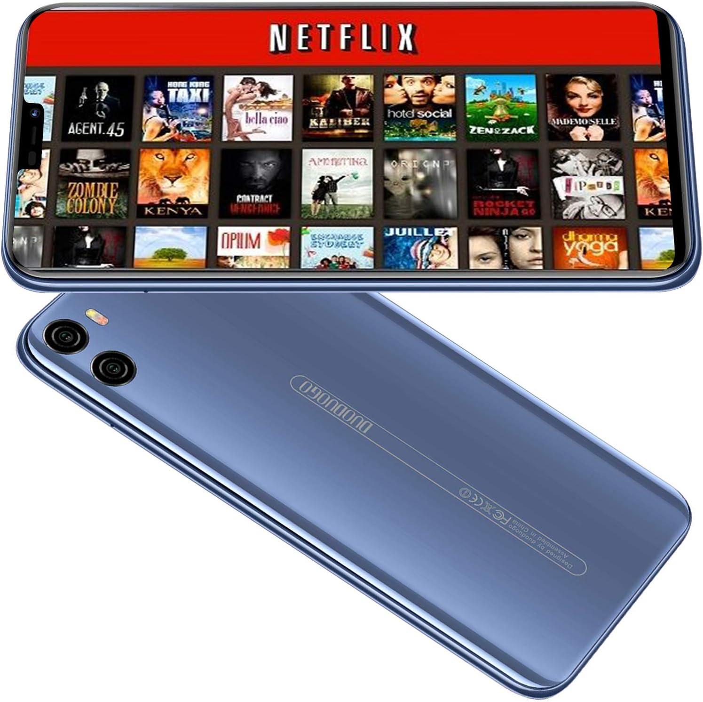 Smartphone Libres 4G, P26(2019) 5.9 Pulgadas 19:9 FHD, 4GB RAM+ ...