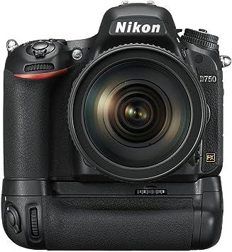 Mcoplus - Profesionales MB-D16 de Nikon D750 batería Grip: Amazon ...