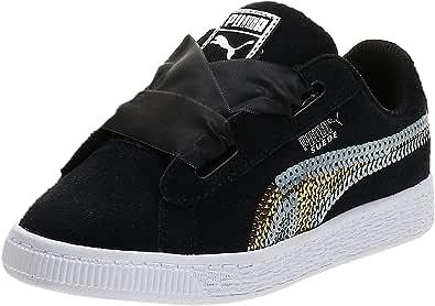 PUMA Suede Heart Trailblazer Sqn Ps Kids Fashion Sneakers Shoes