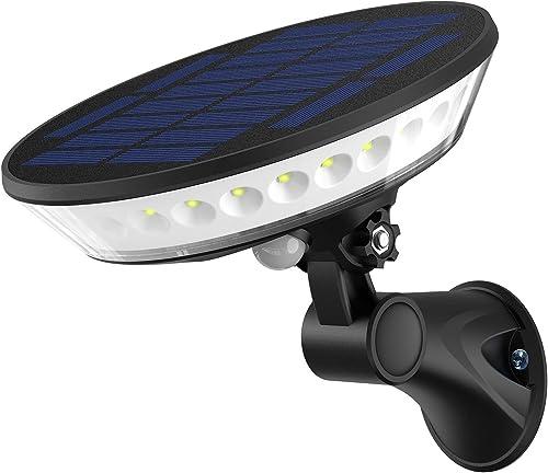Solar Motion Sensor Light Outdoor, New Upgrade Solar Lights Outdoor,Motion Solar Lights Outdoor Waterproof,Led Solar Lights Outdoor Motion Sensor,Super Bright Solar Sensor Lights
