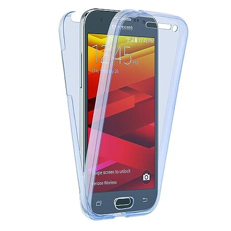 Carcasa Galaxy S8 Plus, JAMMYLIZARD Funda Transparente [ 360 ...