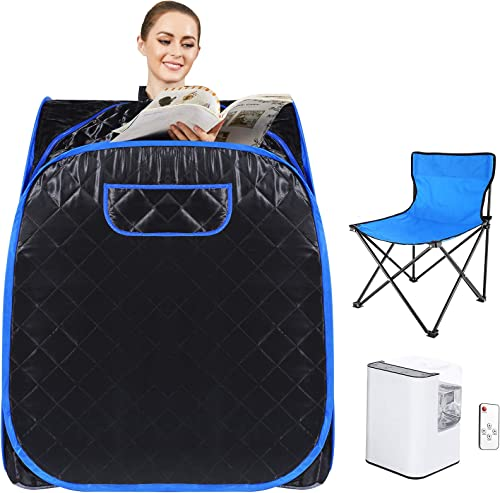 Angotrade Portable Steam Sauna