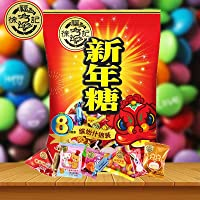 徐福记-新年糖袋装800g