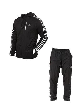Adidas Herren ESSENCIAL Woven (Jacke Hose) Größe M: Amazon
