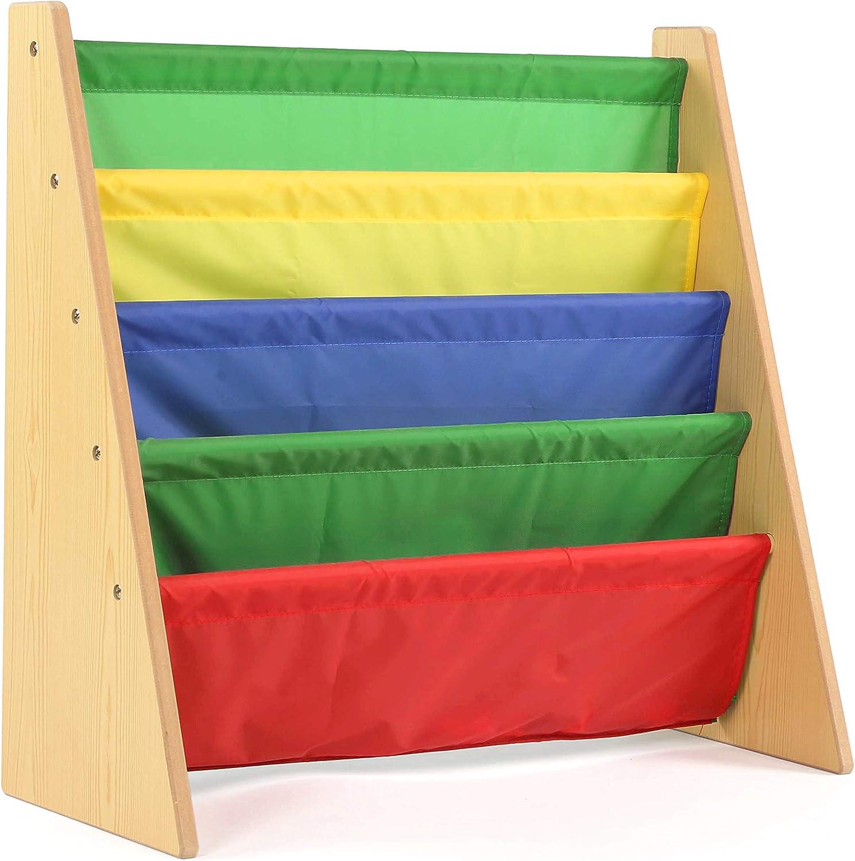 Bookshelf Storage for kids