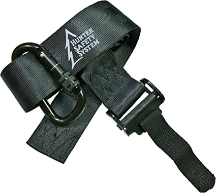 Amazon.com : Hunter Safety System Quick-Connect Tree Strap : Hunting