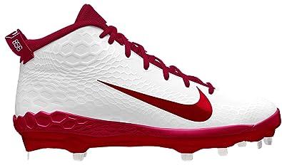 0707badb8c313 Amazon.com   Nike Force Zoom Trout 5 Pro Mens Ah3372-162   Baseball ...