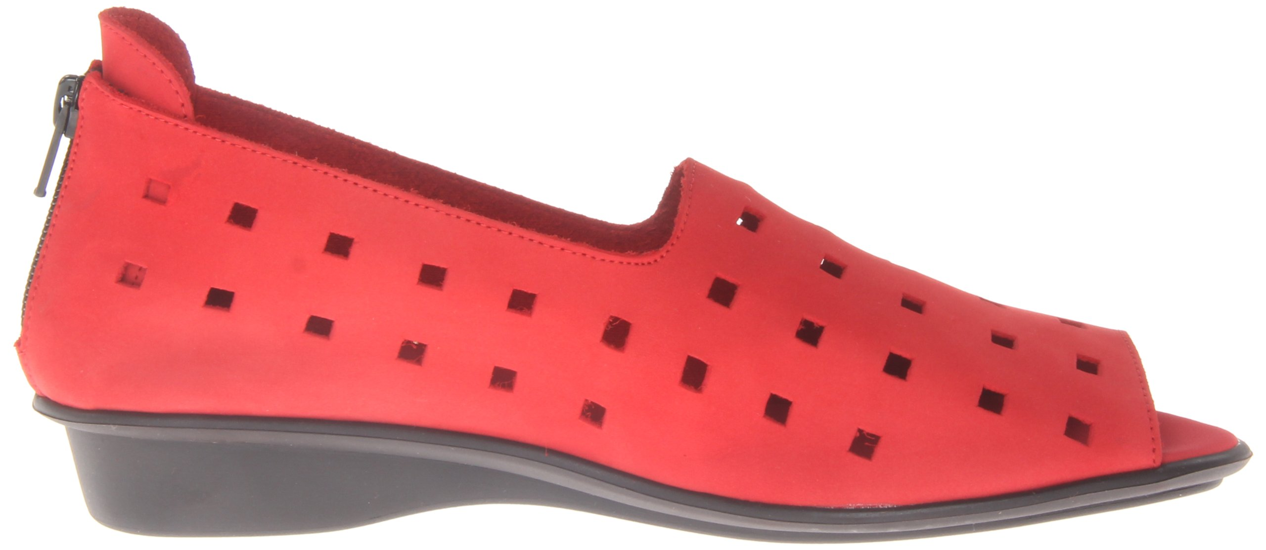 Sesto Meucci Women's Evonne Loafer,Dark Red Nubuk,8 M US by Sesto Meucci (Image #6)