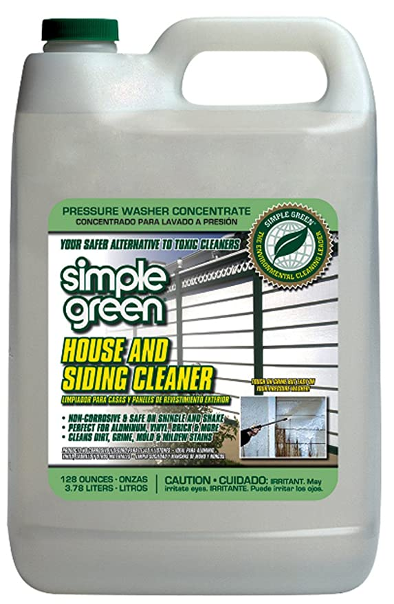 amazon com simple green 18201 house and siding cleaner 1 gallon