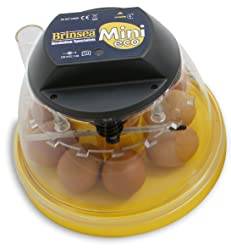 Brinsea Mini Eco Hatching Egg Incubator