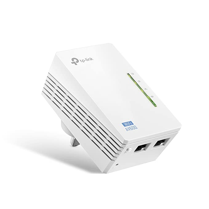 TP-Link 300Mbps AV500 WiFi Powerline Extender, TL-WPA4220 (Powerline Extender): Amazon.es: Electrónica
