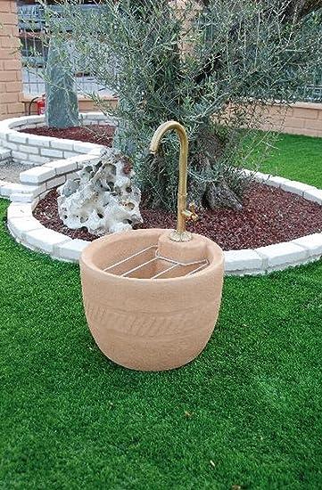Todo en Uno de jardín las vegas Diam.cm54 x 91h Tabaco con 540rukit14: Amazon.es: Bricolaje y herramientas