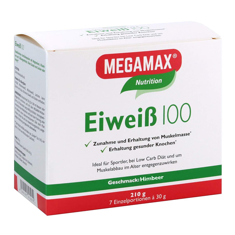 MEGAMAX - Eiweiß - Proteínas de suero de leche y proteínas ...