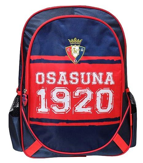 Club Atlético Osasuna MC-02-SA - Mochila bordada