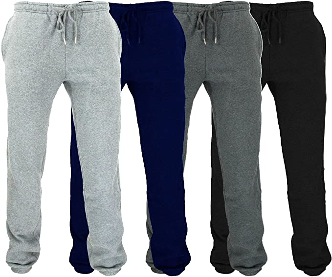 Toddler Boys Navy Fleece Pants Jogging Bottoms Joggers 2-3 Years