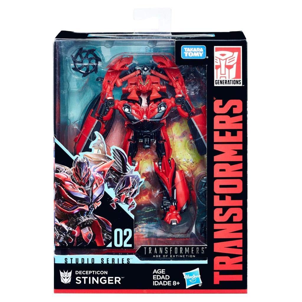 Transformers–Studio Series Bumblebee, Multicolore (Hasbro 701E) 27-701E